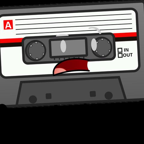 Cassette Tape (19th)