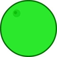 Circle (without his shade)
