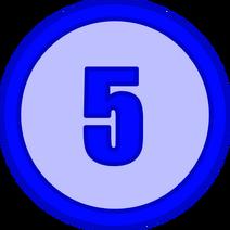 Score 5 Token