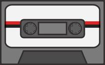 Cassette Tape (Newer)