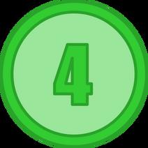 Score 4 Token