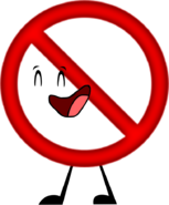 Laughing Not Allowed Symbol