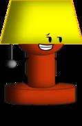 Lamp New Pose