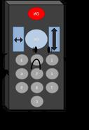 TV Remote Pose