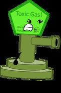 Toxic Gas Producer Pose