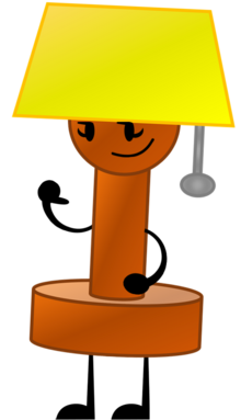 Lamp Pose