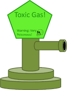 Toxic Gas Producer
