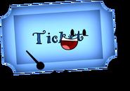 Ticket Pose 2