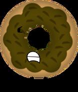 Angry Chocolate Donut