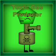 Toxic Gas Producer Icon