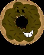 Chocolate Donut Pose