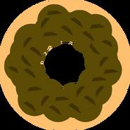 Chocolate Donut New