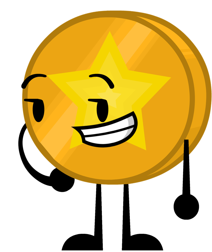 Star coin bfdi game / Mt hood coin values