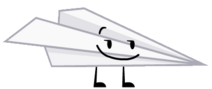 OO Paper Airplane 2018 design