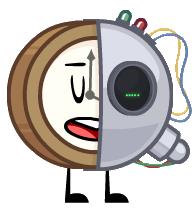 OO Clock 2018 design