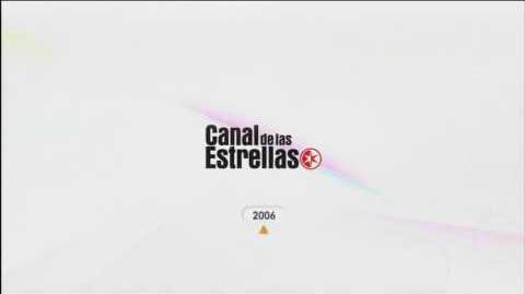 El Canal de Las Estrellas Cambia a LAS ESTRELLAS spot