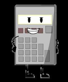 Calculator (Object mayhem)