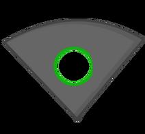 Alien necklace asset