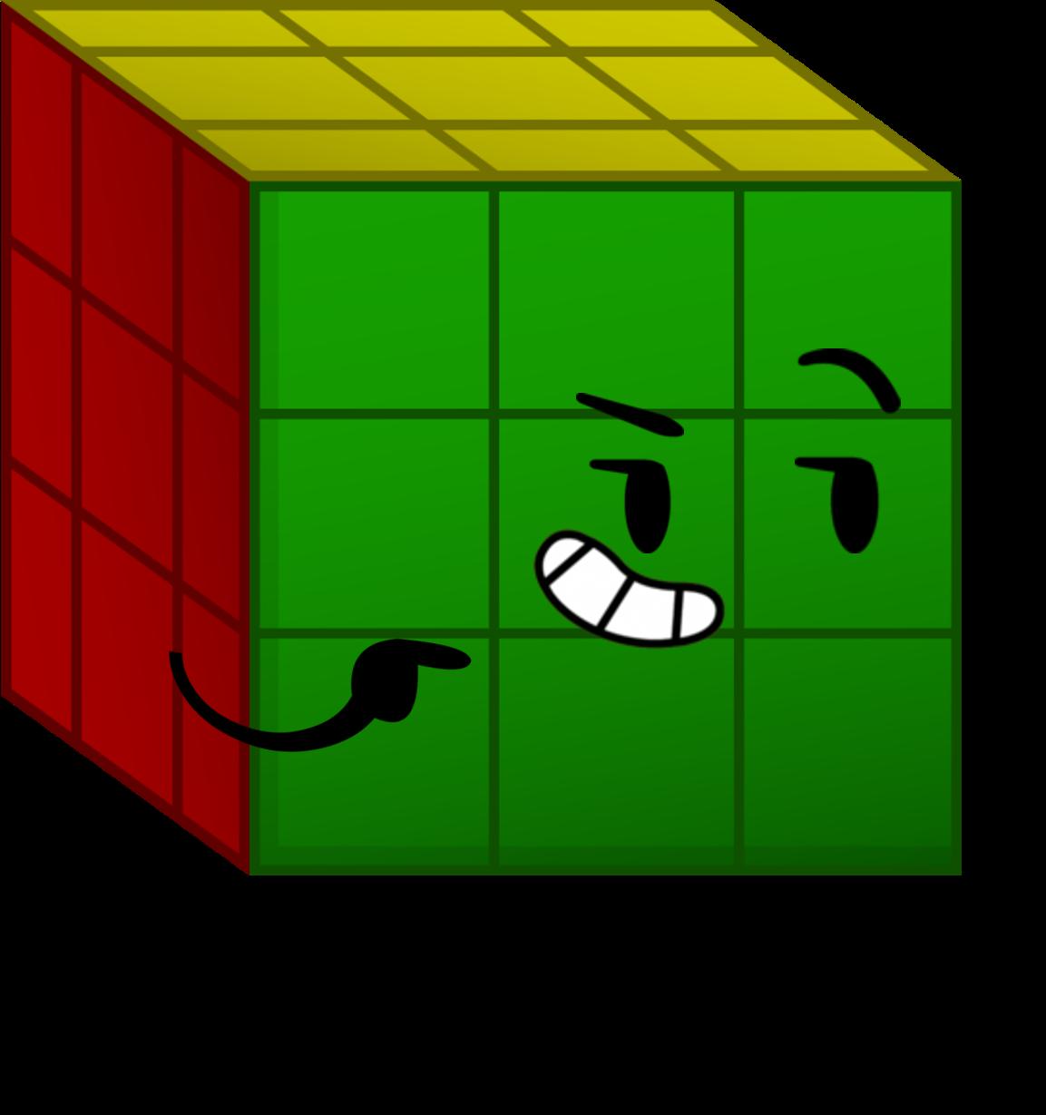 Rubiks Cube Object Adversity Wikia Fandom Powered By Wikia