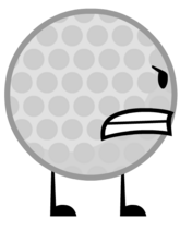Golf Ball Stub