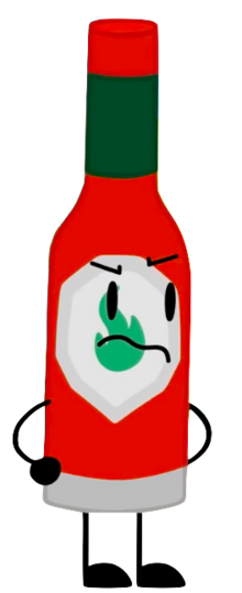 Hot Sauce OLD 7