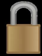 Lock 3-4