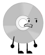 Music Disk New Pose