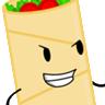Burrito Portrait