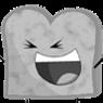 Toast Portrait Greyscale