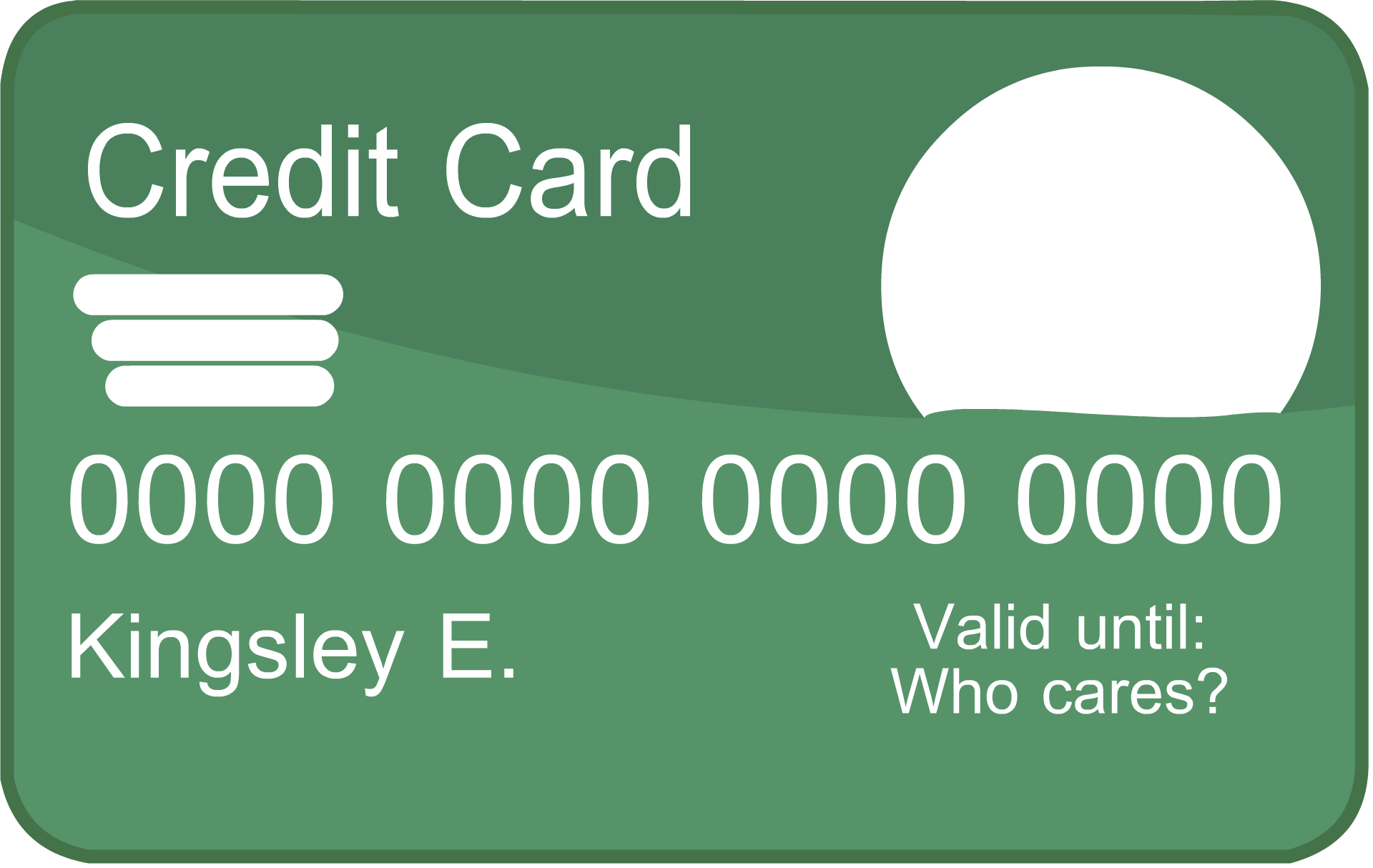 image credit card png object mayhem wiki fandom powered by wikia