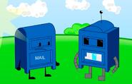 Mailbox Robot