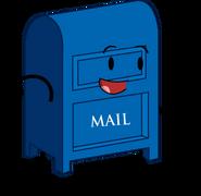 Mailbox pose