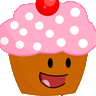 Cupcake Portrait