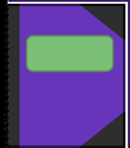 Notebook Body OM II