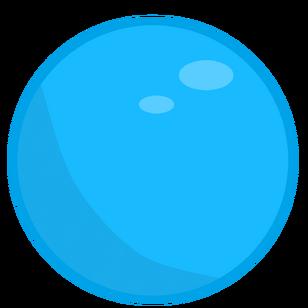 Bouncy ball idle