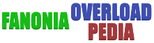 FANONIA OVERLOADPEDIA, THE OO FANON WIKI