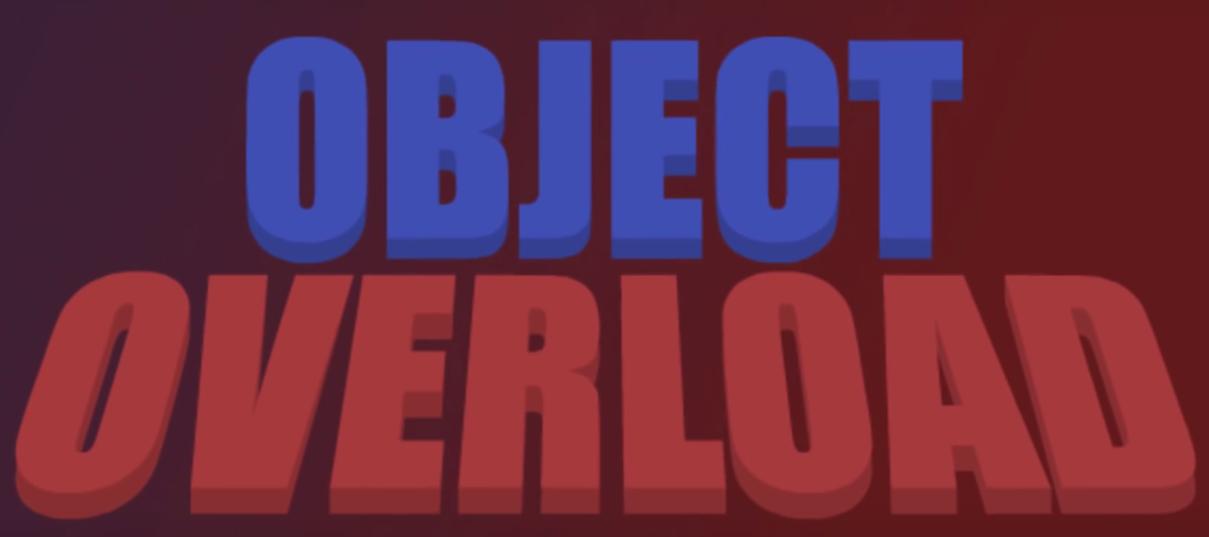 Object Overload Reboot Overloadpedia The Object