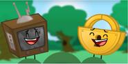 Televison&locky tribute