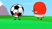 Soccer Ball and Boxing Glove in pairs