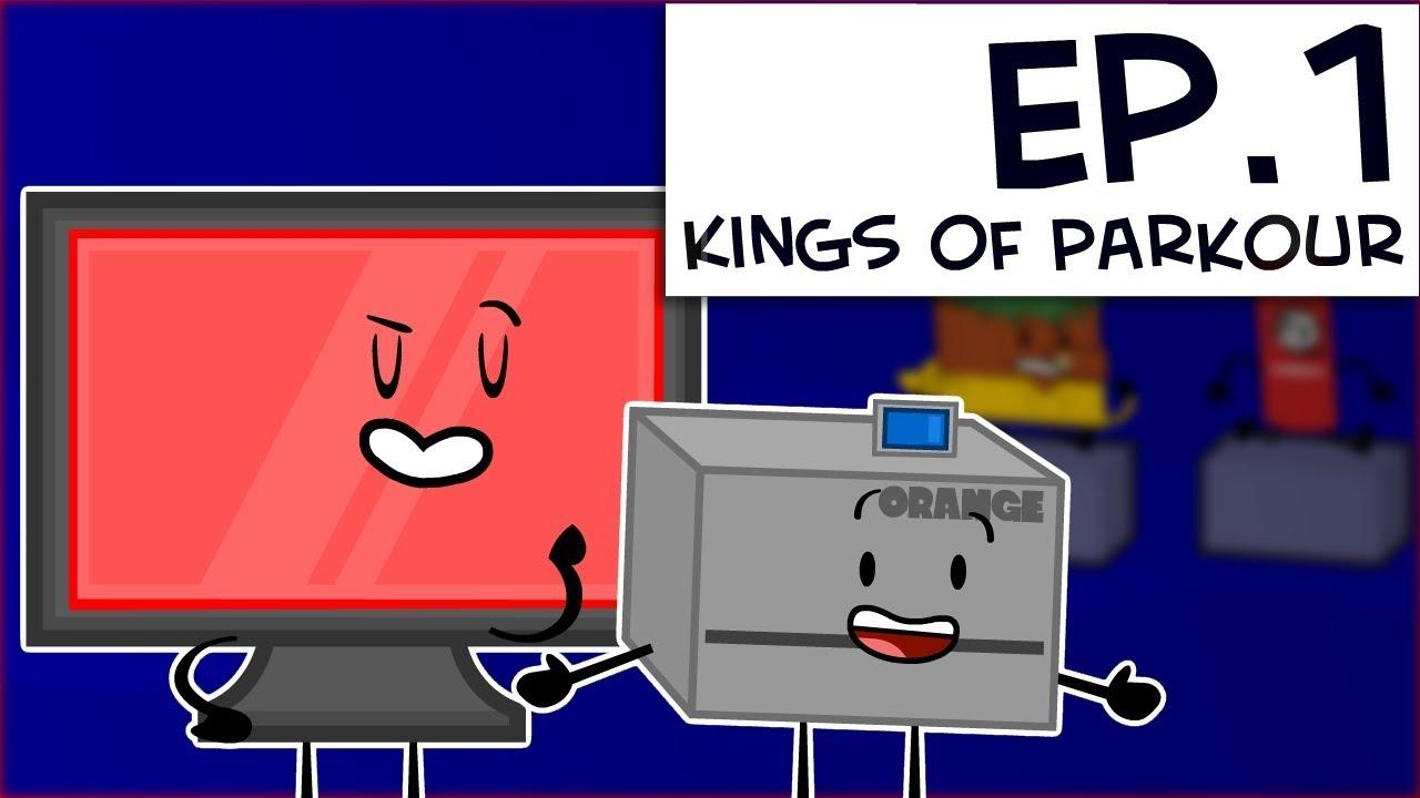 Kings Of Parkour Object Terror Wiki Fandom Powered By