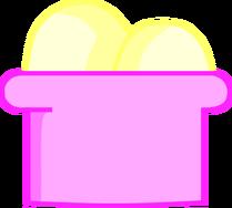 Banana ice cream body