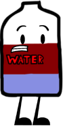 Old Bottle: Water Object Universe