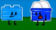 Lego and Icecream