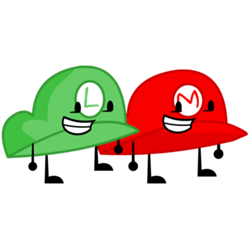 File:250px-Mario and Luigi Hat.png
