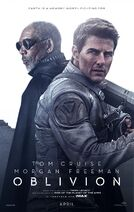 Oblivion theatrical poster 4