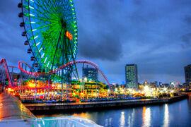 Yokohama kanagawa japan photo