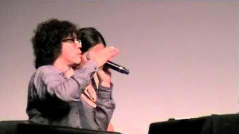 Naoki Urasawa - Les origines de MONSTER extrait entretien a la Japan Expo 2012