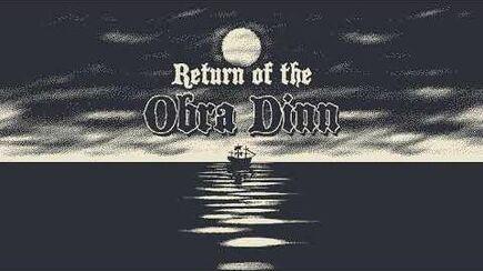 Return of The Obra Dinn The End OST