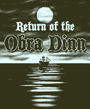 Obra dinn title release