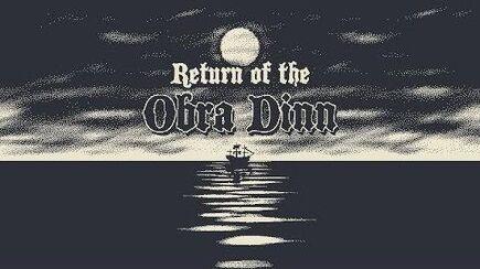 Escape Return of The Obra Dinn Escape OST